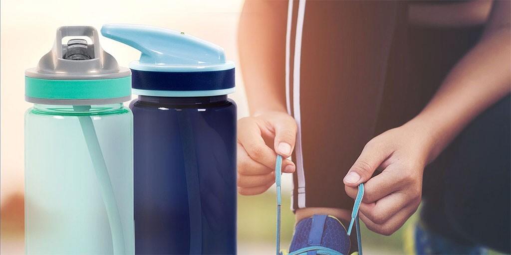 Спортивные бутылки для воды Portobello